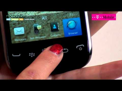 BlackBerry Curve 9380 video review