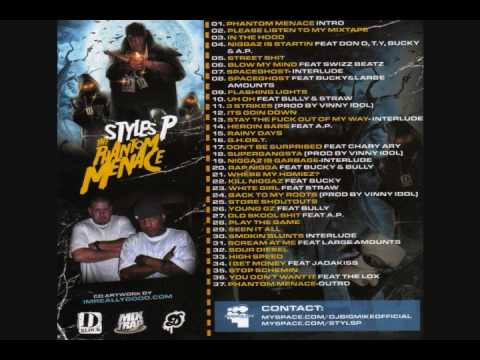 Spaceghost - Styles p Ft. Bucky & Large Amount