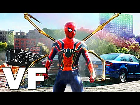 Download SPIDER-MAN NO WAY HOME Bande Annonce VF (2021)