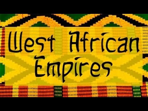WEST AFRICAN EMPIRES song by Mr. Nicky