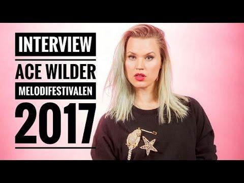 Interview with Ace Wilder | OGAE Ukraine & Radio International