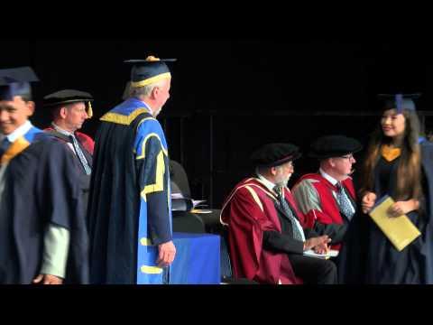 LSM Graduation Ceremony Anglia Ruskin University Friday 9 October 2015, 10:30AM  Chelmsford Campus
