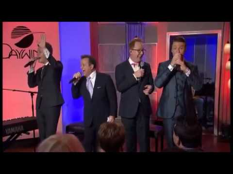Tribute Quartet- I'm Living In Canaan Now (Live)