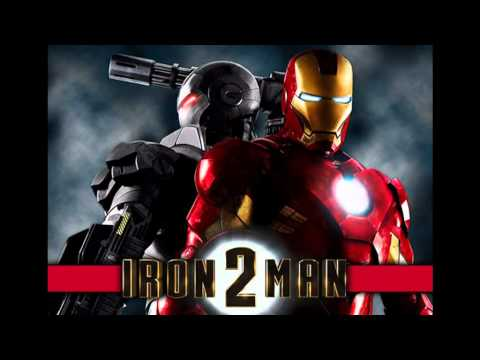 Iron Man Soundtrack - AC/DC -  Back in Black