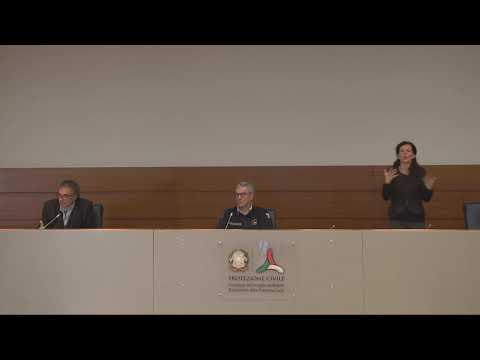 Conferenza stampa 15 aprile 2020 ore 18.00 – Coronavirus