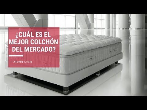 ¿Cuál Es El MEJOR COLCHÓN Del Mercado?