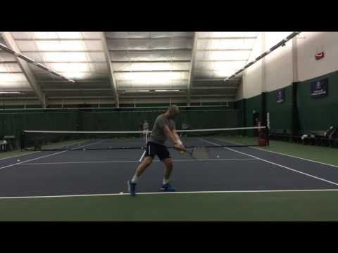 G1: Point Play - Open Stance Backhand