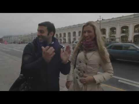 Documentary: DAVID SERERO back to St Petersburg, Russia