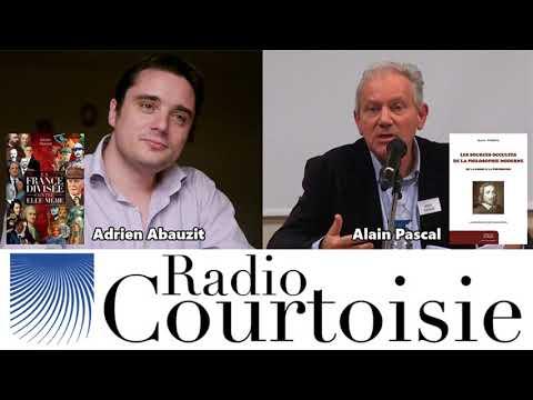 Adrien Abauzit et Alain Pascal sur les Lumières, la démocratie et l'avortement (Radio Courtoisie)