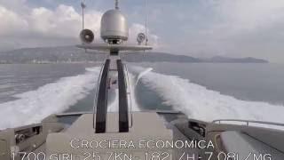 Riva 52 Rivale / Sea Trial 21 / Lavagna / Novembre 2016