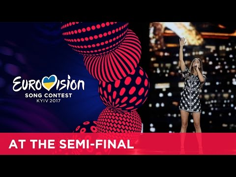 Alma - Requiem (France) at the second Semi-Final