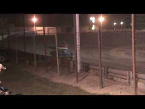 Charleston Speedway Vintage Car Heat 2 Oct 8 2016