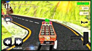 Cargo Truck Transport Gameplay - Thakur Gaming screenshot 3
