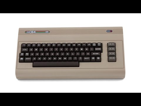 c64 mini new features - cinemapichollu