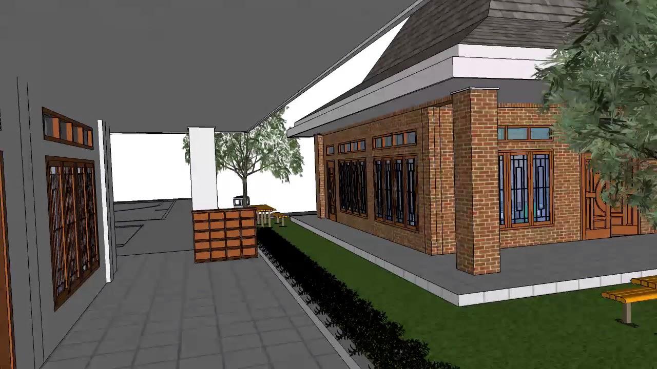 Design Fasum Sawangan Hill 3 Tahap 2 Pengasinan Sawangan Depok
