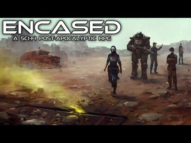 Encased (видео)