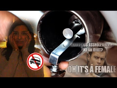 Exhaust Whistle Prank