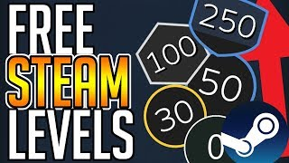Steam Levels