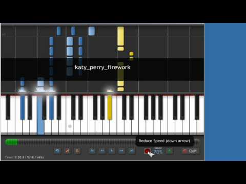 Two ways of how to open a MIDI file with Synthesia and how to work with
