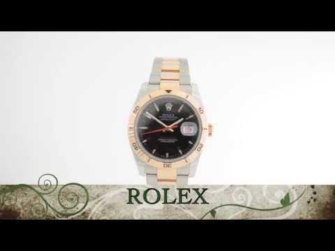 Rolex vintage Submariner 5513 from 1967из YouTube · Длительность: 55 с