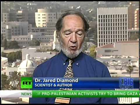 Conversations with Great Minds P.1 - Jared Diamond - Guns, Germs & Steel