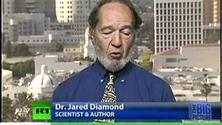 With great minds p 1 jared diamond guns germs steel