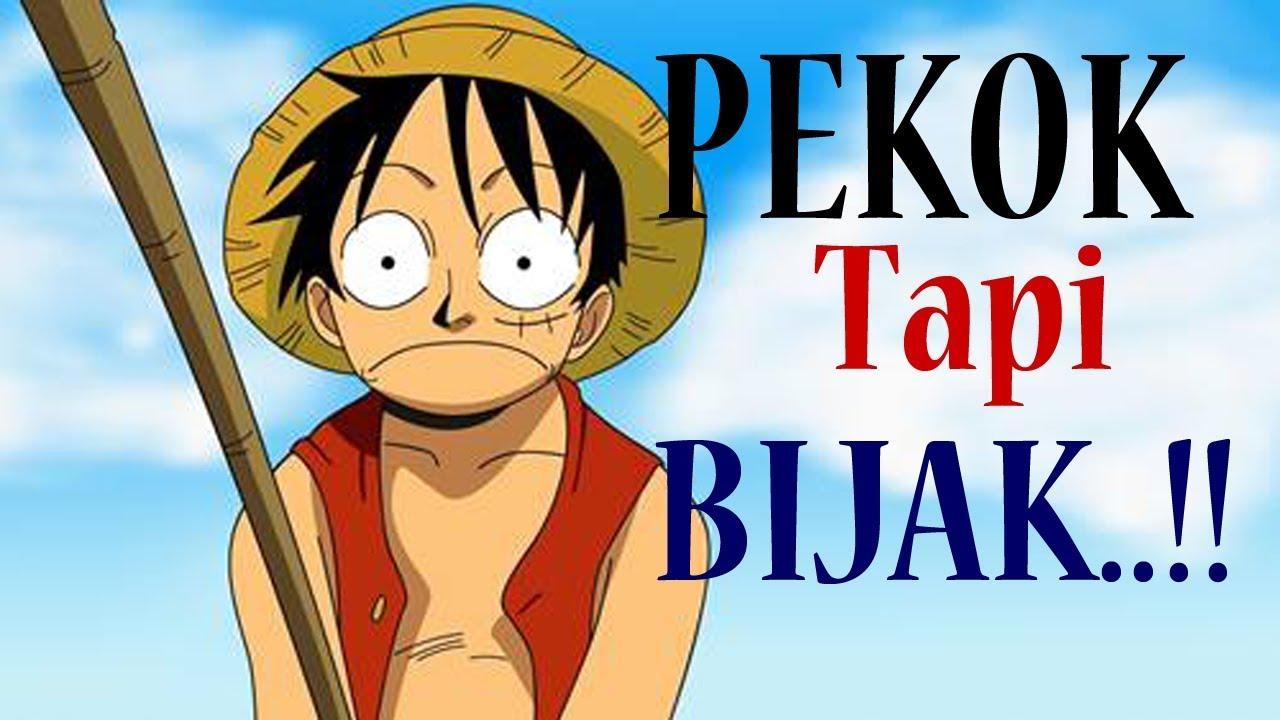 One Piece Kata Kata Bijak Luffy Yang Bikin Kru Kebingungan Youtube