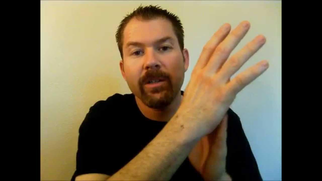 TFCC TEAR REPAIR ULNAR SURGERY 6 WEEK POST OP - YouTube
