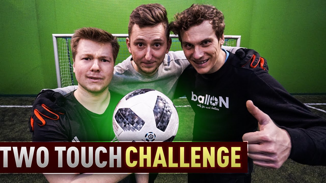 TWO TOUCH CHALLENGE