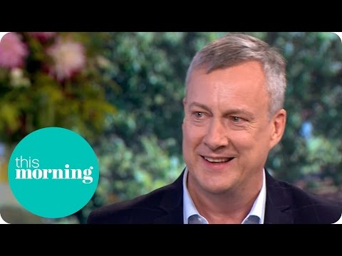 Stephen Tompkinson On DCI Banks' Melancholy Personality  This Morning