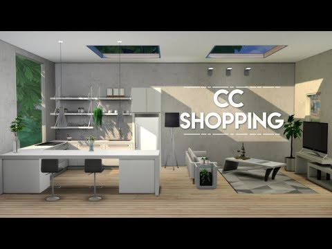 The Sims 4 CC Shopping | Build/Buy Objects