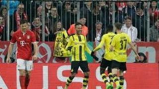 Bayern de Munique 2x3 Borussia Dortmund - Semifinal Copa da Alemanha