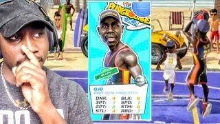 MY OPPONENT IS USING QJB AGAINST ME! NBA Playgrounds Gameplay Ep. 17