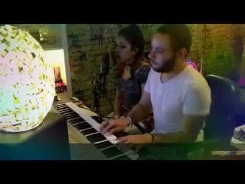 الماس - يا ليالي (كوفر على البيانو)   2016