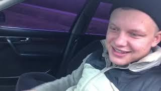 Тест драйв Audi A6 c4 2.6