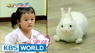 Twins & 5 siblings & Rohui's House - Mission! Protect the rabbit [The Return of Superman/2016.08.28]