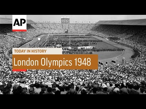 London Olympics - 1948 | Today In History | 29 July 17