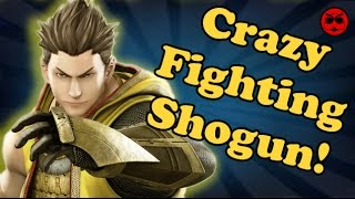 EVIL SHOGUN WARLORDS of the Sengoku Basara Series - Culture Shock