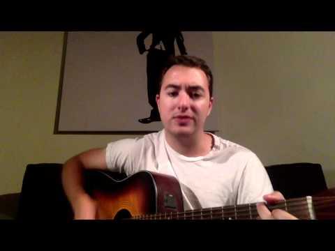 Stupid Boy - Keith Urban (Daniel Hebert Acoustic Cover)