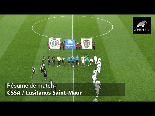 Résumé du match CSSA - Lusitanos Saint-Maur