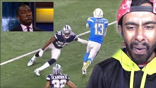 Chargers vs. Cowboys | NFL Week 12 Game Highlights(REACTION)