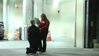 Cincinnati Marriage Proposal video // Jason + Becca Wedding