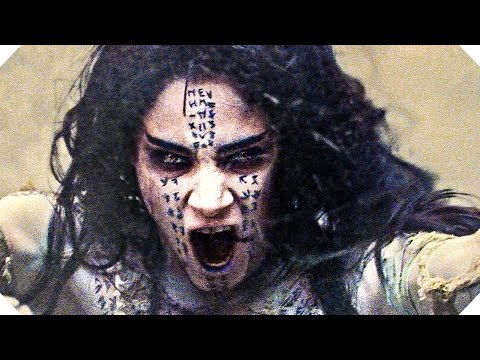 THE MUMMY Official TRAILER (Tom Cruise Blockbuster Movie - 2017)