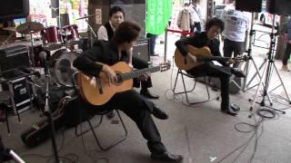 【中野にぎわいフェスタ2011】DON ALMAS