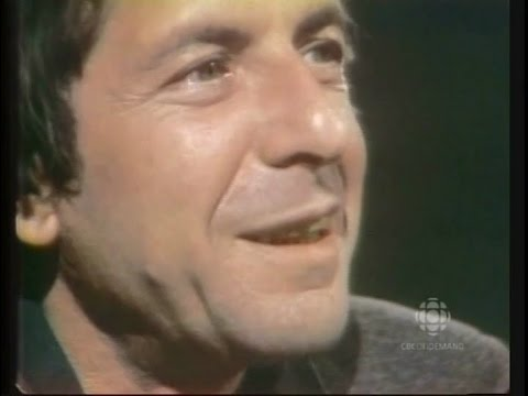 Leonard Cohen Interview (1980): CBC 'Authors' with Patrick Watson