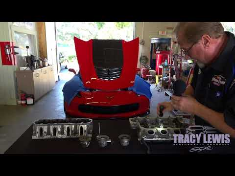 Tracy Lewis Performance In The Garage Episode 1: Gasoline Direct Injection