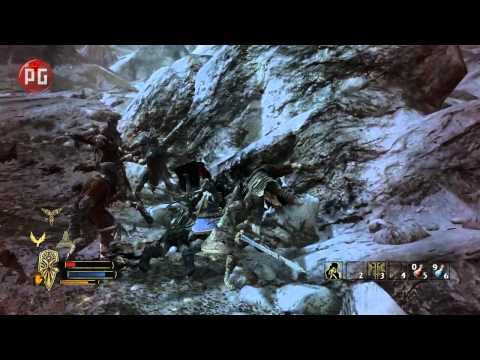 The Lord Of The Rings: War In The North. Видеообзор