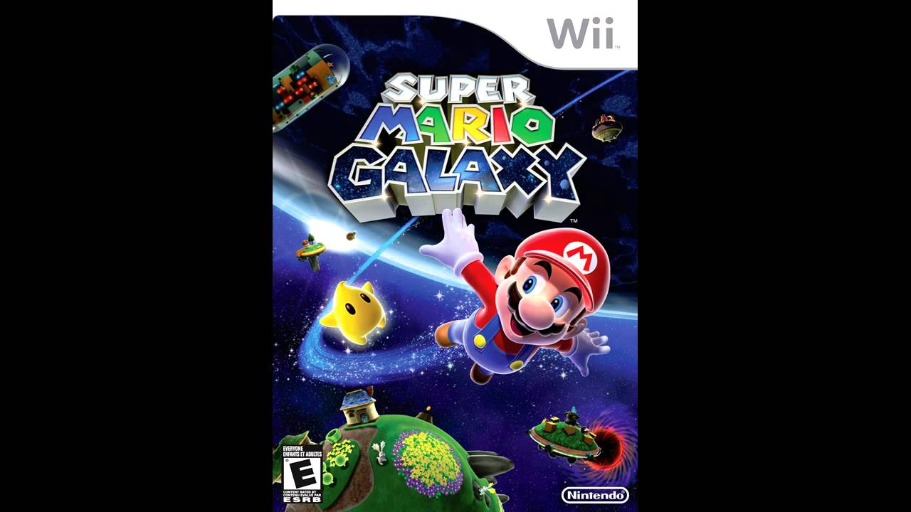 Title Theme Super Mario Galaxy Youtube