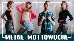 MEINE MOTTOWOCHE 2018 // JustSayEleanor  ♡