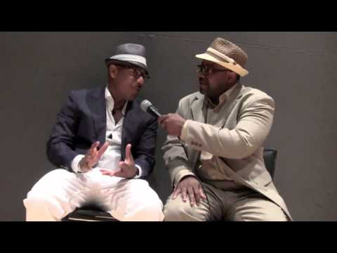 """The Pace Report: """"Etienne's Kaiso Flow"""" The Etienne Charles Interview"""